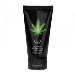 Lubrificante CBD - Cannabis