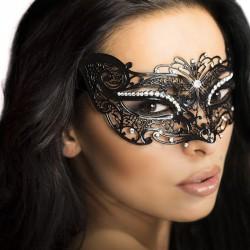 Maschera con strass