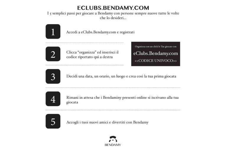 Club Gioco Bendamy